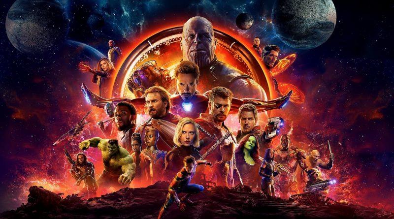 Vingadores: Guerra Infinita é a estreia da semana nos cinemas de Jundiaí
