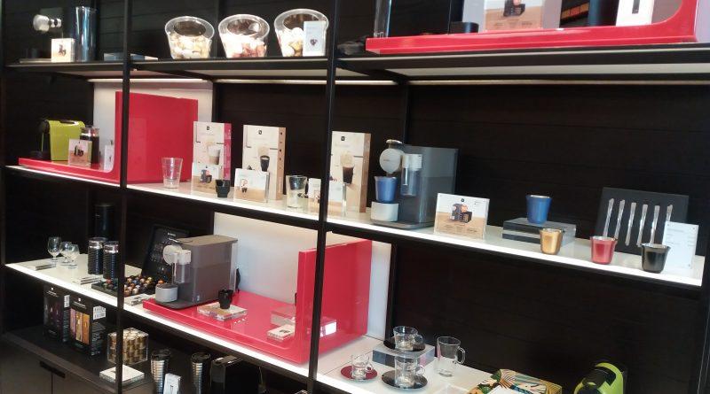 boutique nexpresso no JundiaíShopping