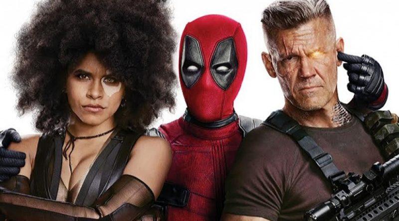 Deadpool 2 em cartaz nos cinemas de Jundiaí